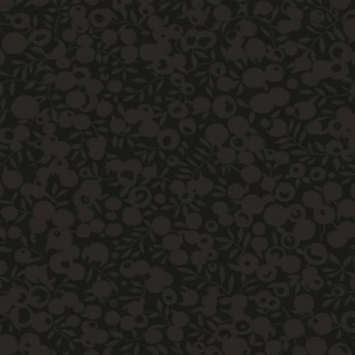 Wiltshire Shadow - Black by Liberty Of London 714Z